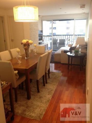 Apartamento na Vila Mariana - 75m2 - 2 vagas de garagem