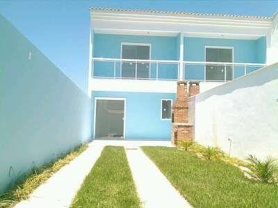 Casas Duplex 1º Locação (Jardim - Leticia em Campo Grande), a/c Caixa e FGTS