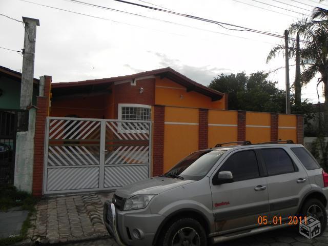 Casa Peruibe 100m mar ABAIXOU
