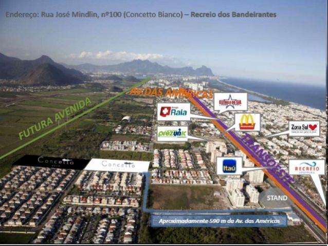 Apartamentos/Casas no Recreio - RJ