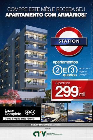Station Residencial 3 Qts - Maria da Graça (Todas as unidades com desconto imperdível)