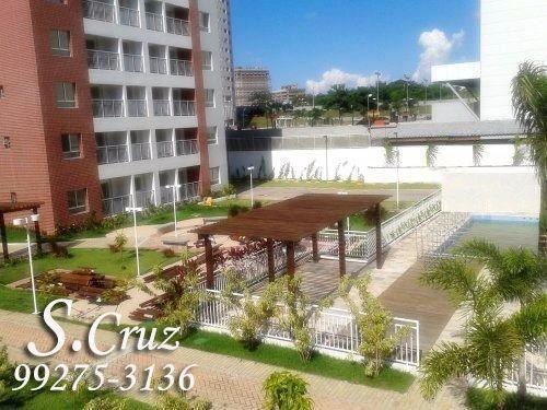 River Side|Ponta Negra 2Qrts 66m²(235Mil)|3Qrts 88m²(329Mil) Ao lado do Shopping