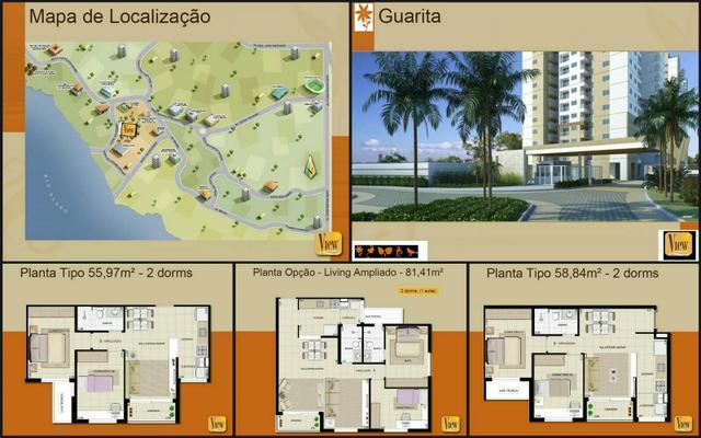 Apto View Club na Ponta Negra 3 quartos/suíte/próximo ao Shopping Ponta Negra