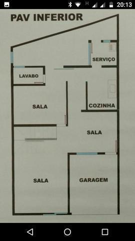 Alugo Sobrado Comercial Prox. Av T-09