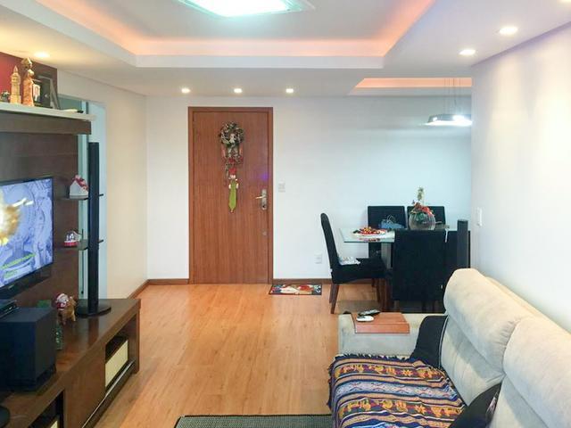 Moderno apartamento na zona norte com elevador