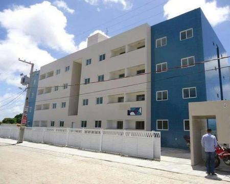 1072 - Apartamento com zero de entrada e documentação inclusa com excelente área de lazer