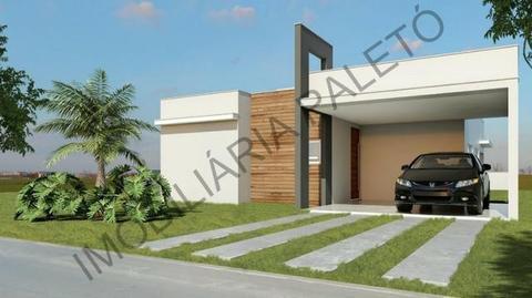 REF 1361 Casa novinha, 3 dormitórios, Ninho Verde 1, Imobiliária Paletó