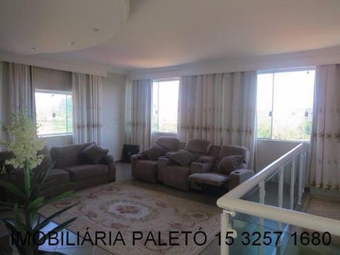 REF 151 Casa alto padrão, 3 suítes, piscina, salão festa, Imobiliária Paletó