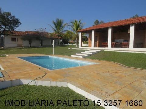 REF 213 Chácara 14800 m², frente asfalto, 4 km da cidade, Imobiliária Paletó