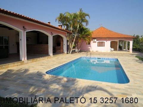 REF 274 Chácara 6000 m², 2 km da cidade 7 dormitórios, documentação ok, Imobiliária Paletó