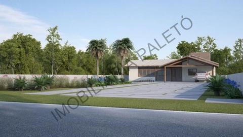 REF 402 Chácara 1000 m², 3 suítes, condomínio fechado, Imobiliária Paletó