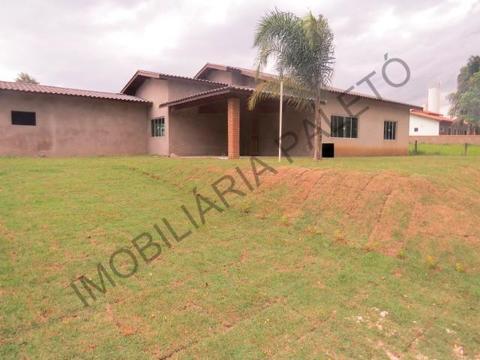 REF 420 Chácara 1026 m² em condomínio fechado, Grande Oportunidade, Imobiliária paletó