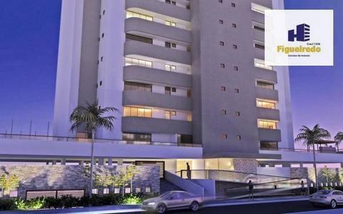Apartamento com 4 dormitórios à venda, 170 m² por  - Bessa - /PB