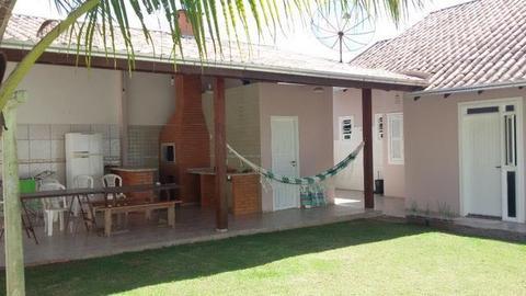 Ótima Casa p Férias em Piçarras- 3 qrtos/ Ar Cond/ Wi Fi