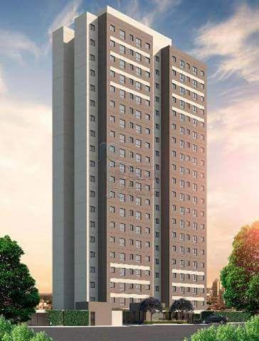 Apartamento à venda com 2 dormitórios em Campos eliseos, Ribeirao preto cod:V110018